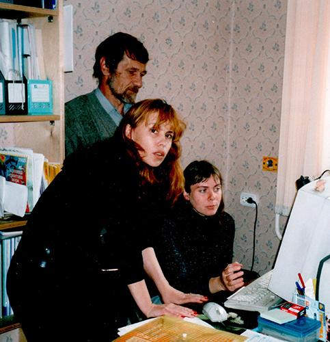 15_2004год_МакаренкоПокиза Беликов Андрей и Никифорова Ангелина