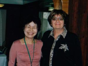 15_2006 год_ Коваленко Инесса и Накадзима сан2